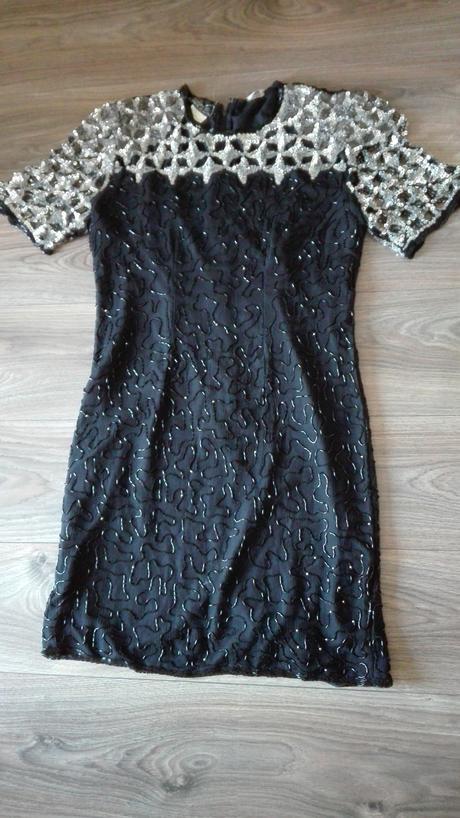 Spoločenské šaty M - Obrázok č. 1