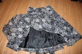 nenosená spoločenska sukňa, 34