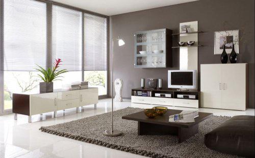 Pre mňa úžasná kombinácia dreva a šedej farby - Obrázok č. 10