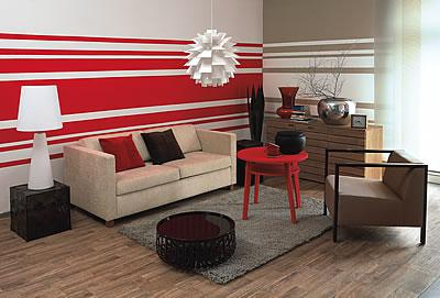 Naše představy - v první řadě řešíme jak asi bude vypadat obývák