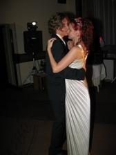 prvý novomanželský tanec v nedeľu