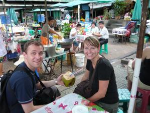 Svatební cesta Thajsko, Kambodža, Vietnam (říjen 2008)
