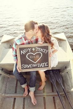 Save the date - photo ideas - Obrázok č. 12