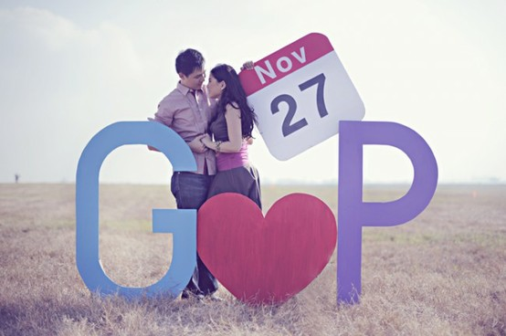 Save the date - photo ideas - Obrázok č. 30