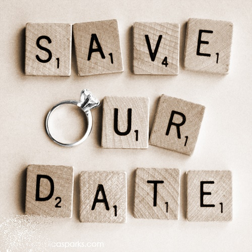Save the date - photo ideas - Obrázok č. 3