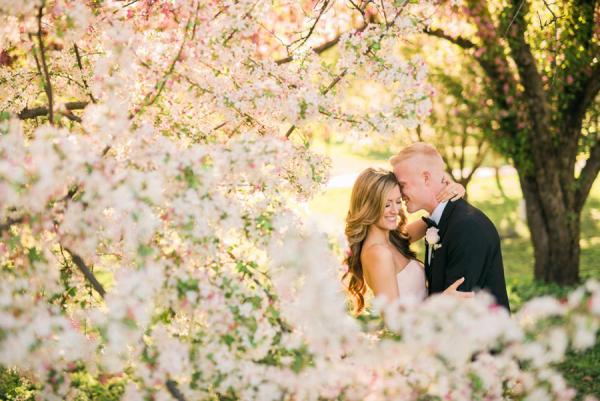Čaro jarnej svadby - Obrázok č. 2