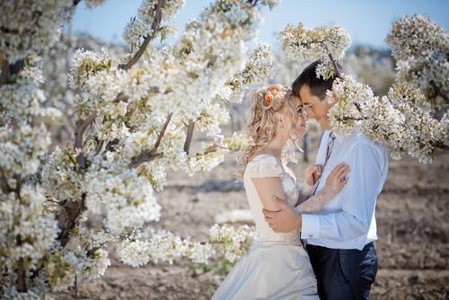 Čaro jarnej svadby - Obrázok č. 7