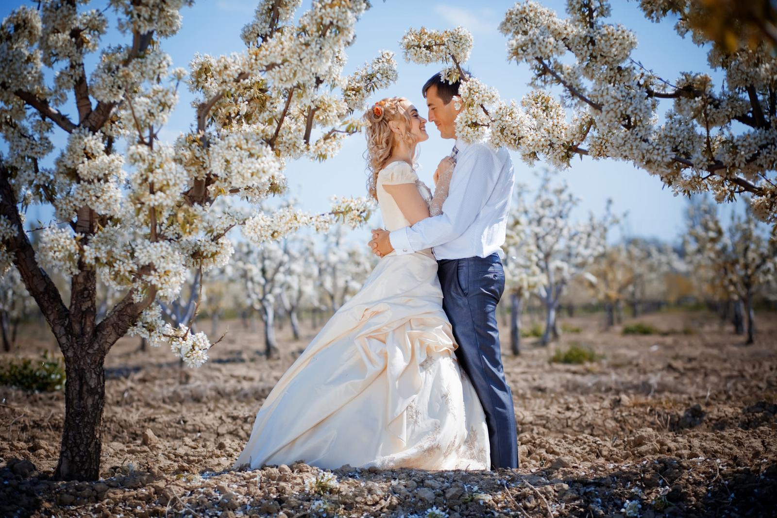 Čaro jarnej svadby - Obrázok č. 9
