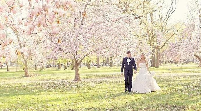 Čaro jarnej svadby - Obrázok č. 3
