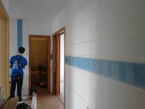 malujeme proužky