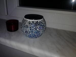 nová lampička