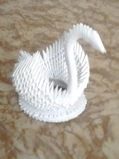 Papierová labuť :)
