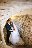Svadobné šaty 44-46, 44
