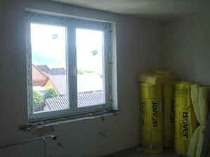 prvé okno úspešne založené...
