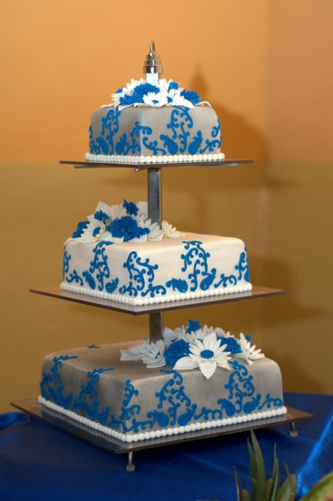 Anežka{{_AND_}}Pavol - tortička podľa mojich predstáv od super sesterničky :-)