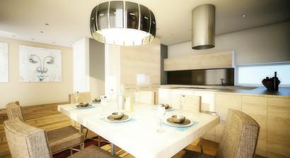 Kuchyna + Jedalen