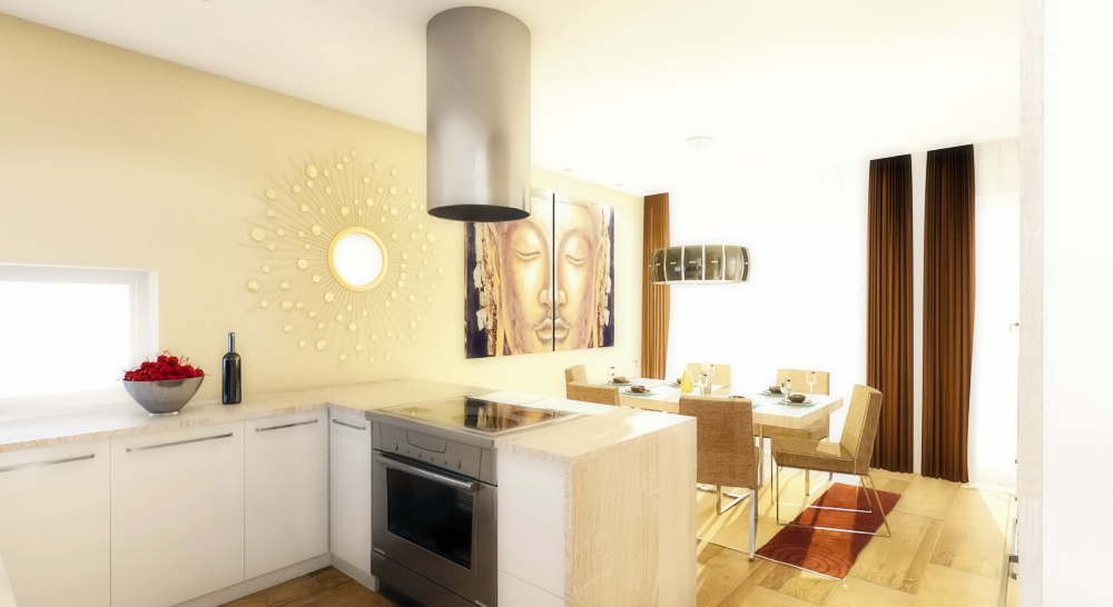 Navrhy interieru - Kuchyna - iny pohlad