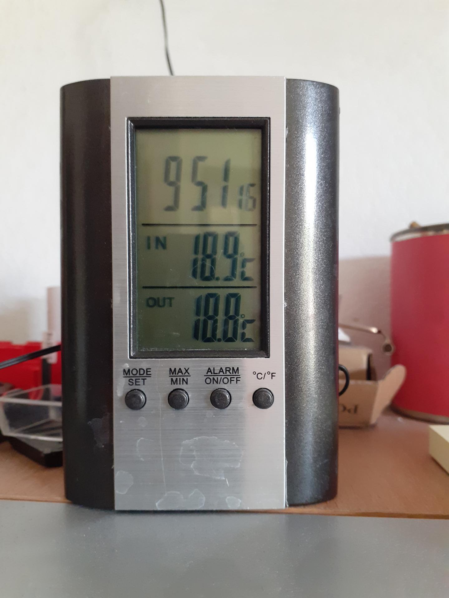 Všeličo - V Martine konečne začína leto, už mám v dome skoro 19 stupňov asi vypnem kúrenie...:-)