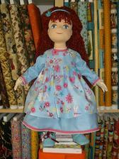 bábika Johanka