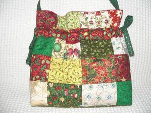 taška na vianočné darčeky