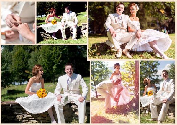 Fotografovanie svadieb na Orave... - Obrázok č. 1