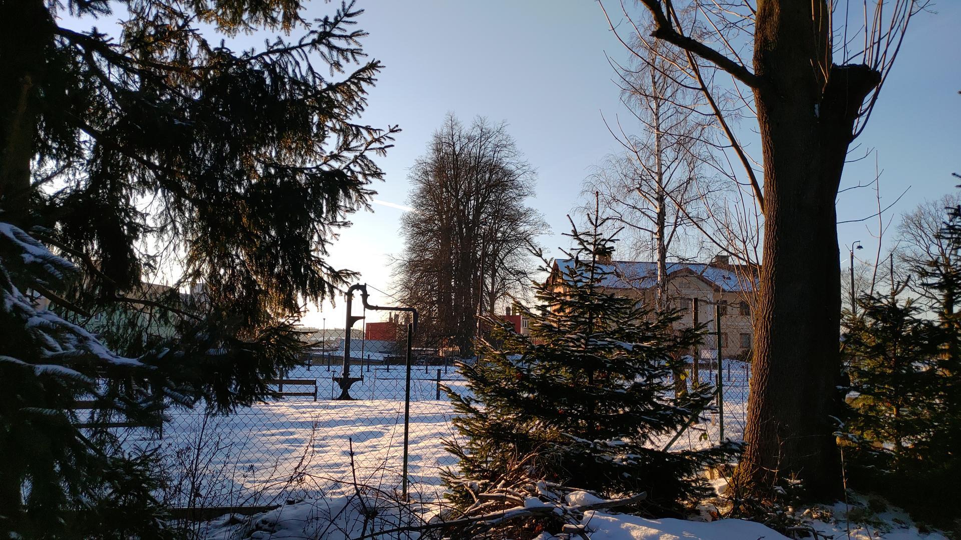 Projekt víkendové bydlení II (aneb návrat ke kořenům) - zimní budoucí výhled :-)