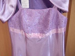 detail zdobení šatiček