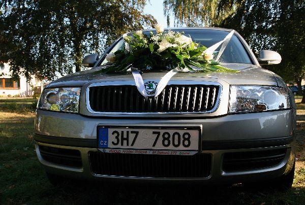 Daniela{{_AND_}}Pavel - autí nevěsty