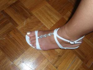 na noze vypadají nádherně