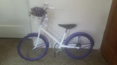 Vysoko romantikuš bicykel je hotový. ☺
