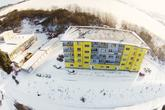 Radová výstavba garáží pred bytovkou ---> http://garazenakluc.sk