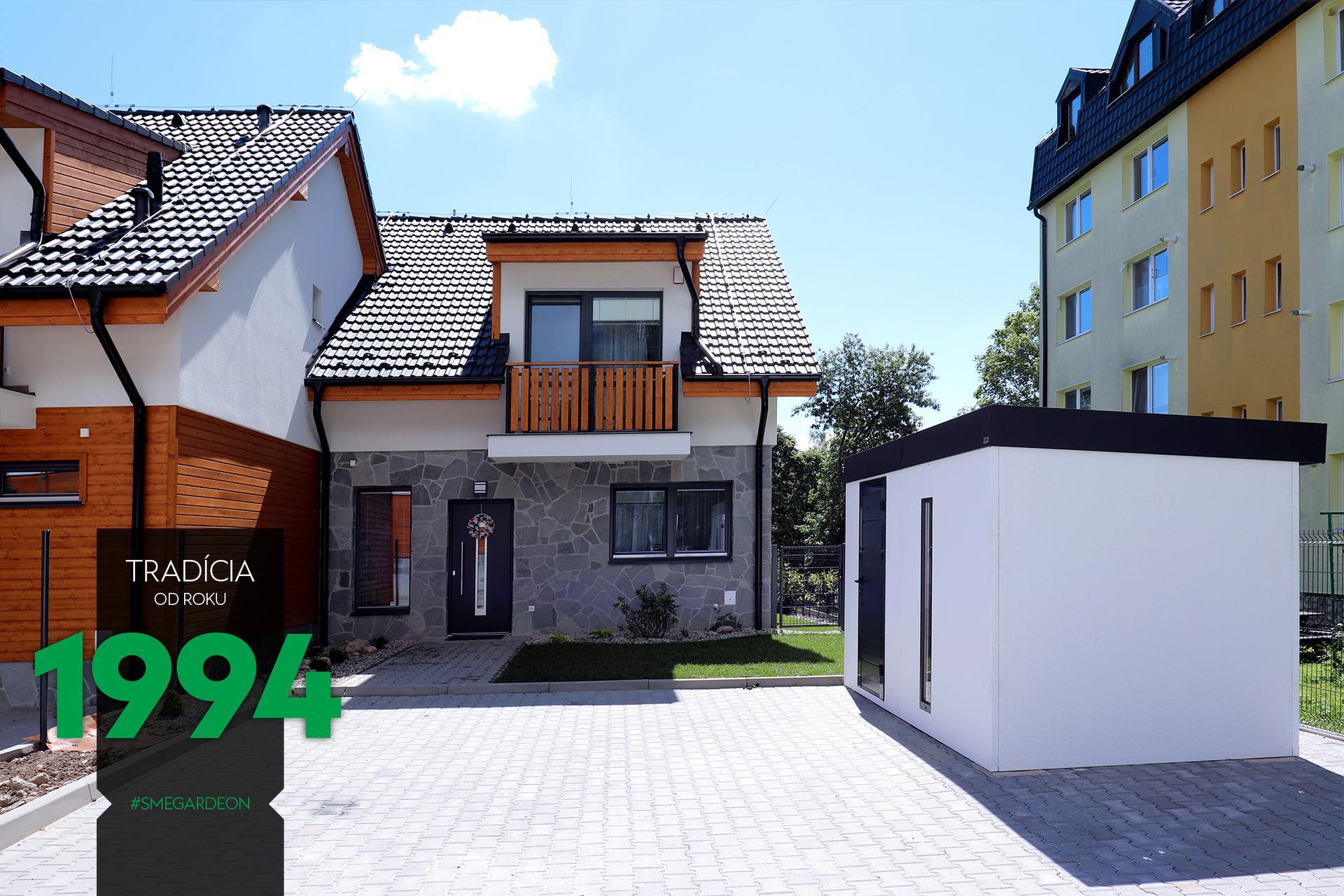 Montované záhradné domčeky GARDEON - Obrázok č. 844