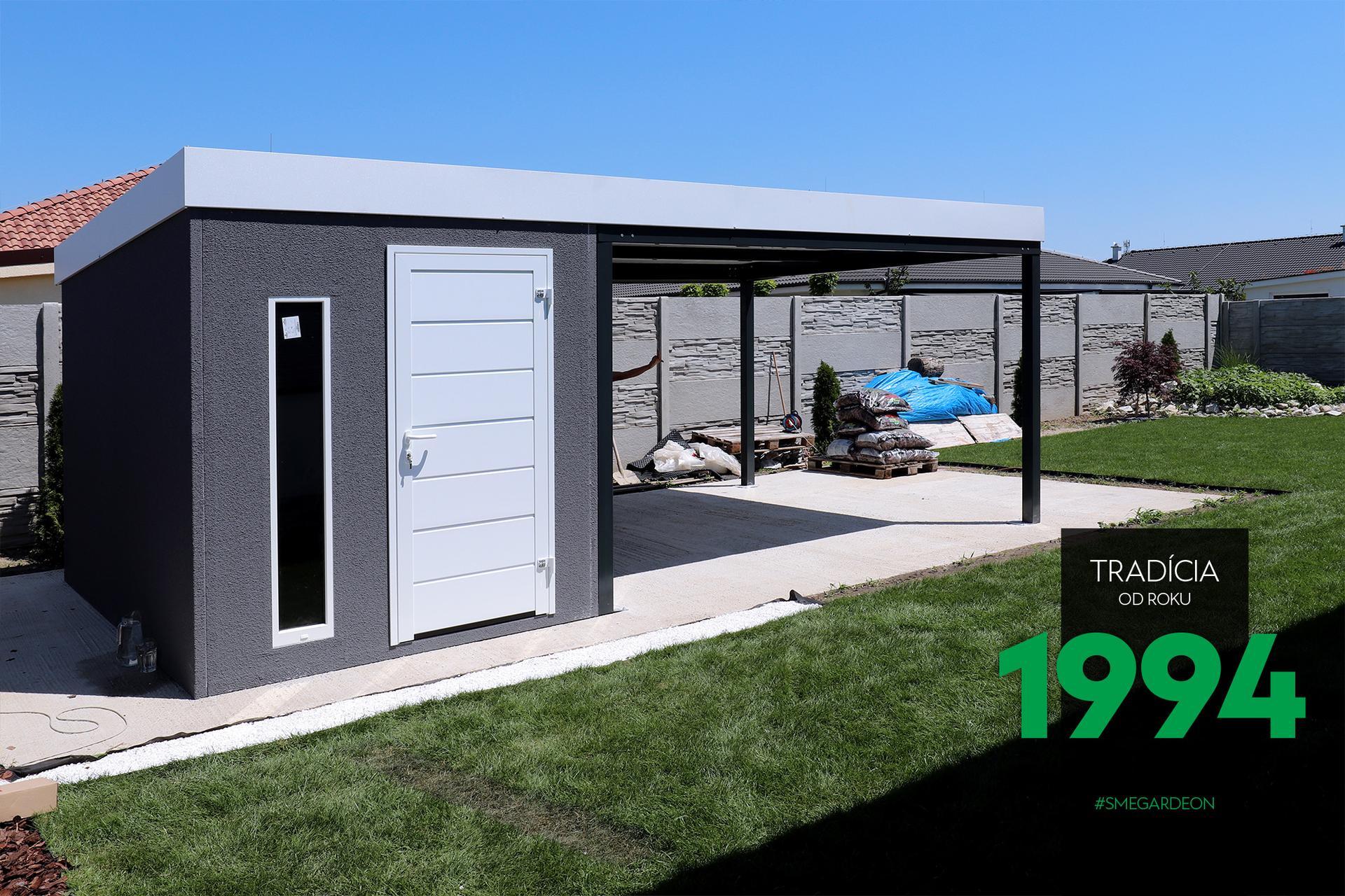 Montované záhradné domčeky GARDEON - Obrázok č. 846