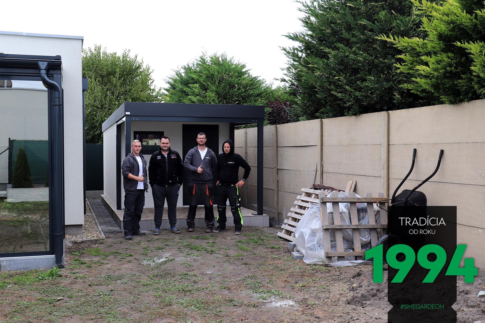 Montované záhradné domčeky GARDEON - Obrázok č. 864