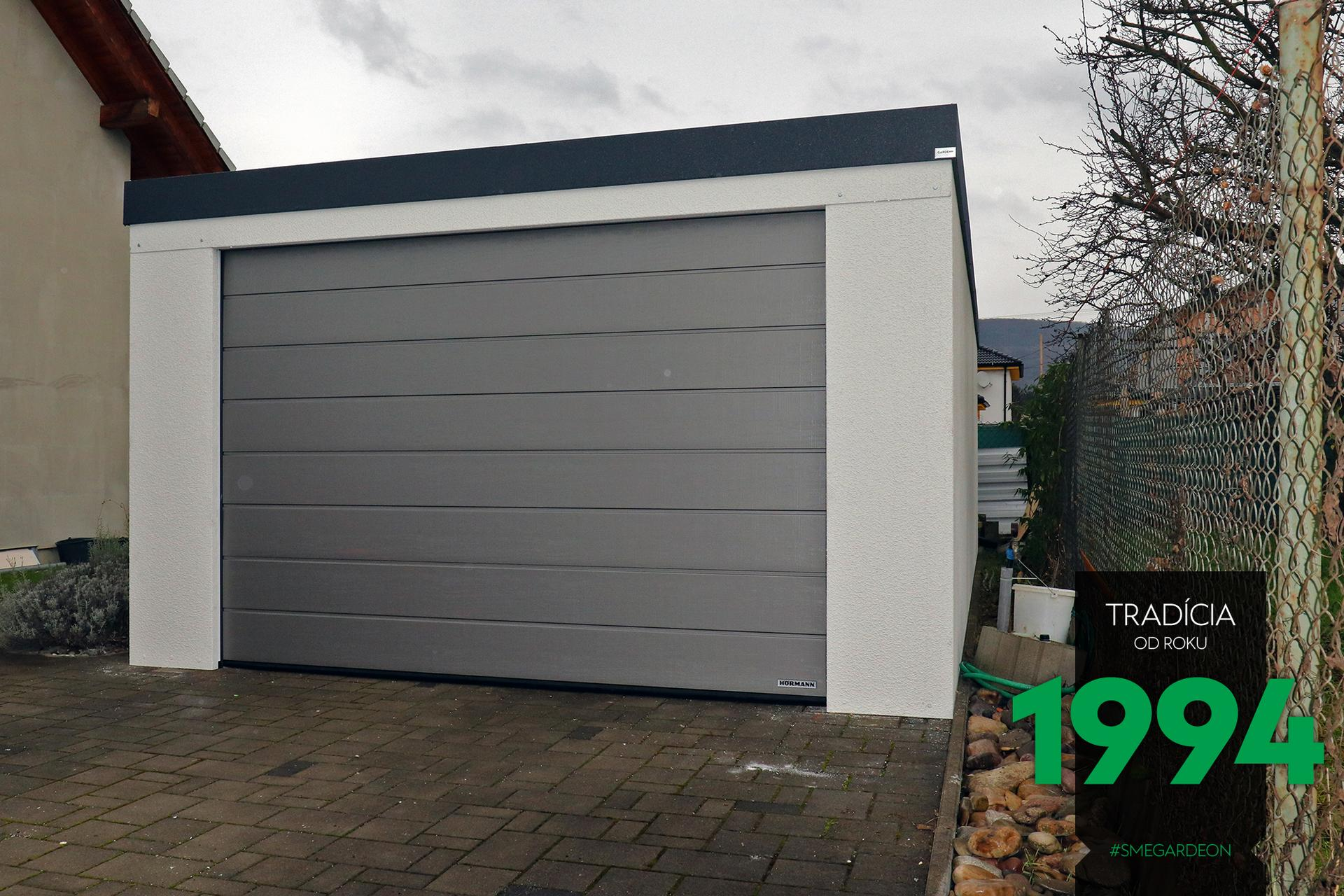 Montované garáže GARDEON - Obrázok č. 711