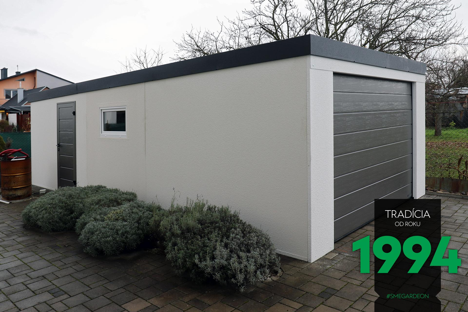 Montované garáže GARDEON - Obrázok č. 709