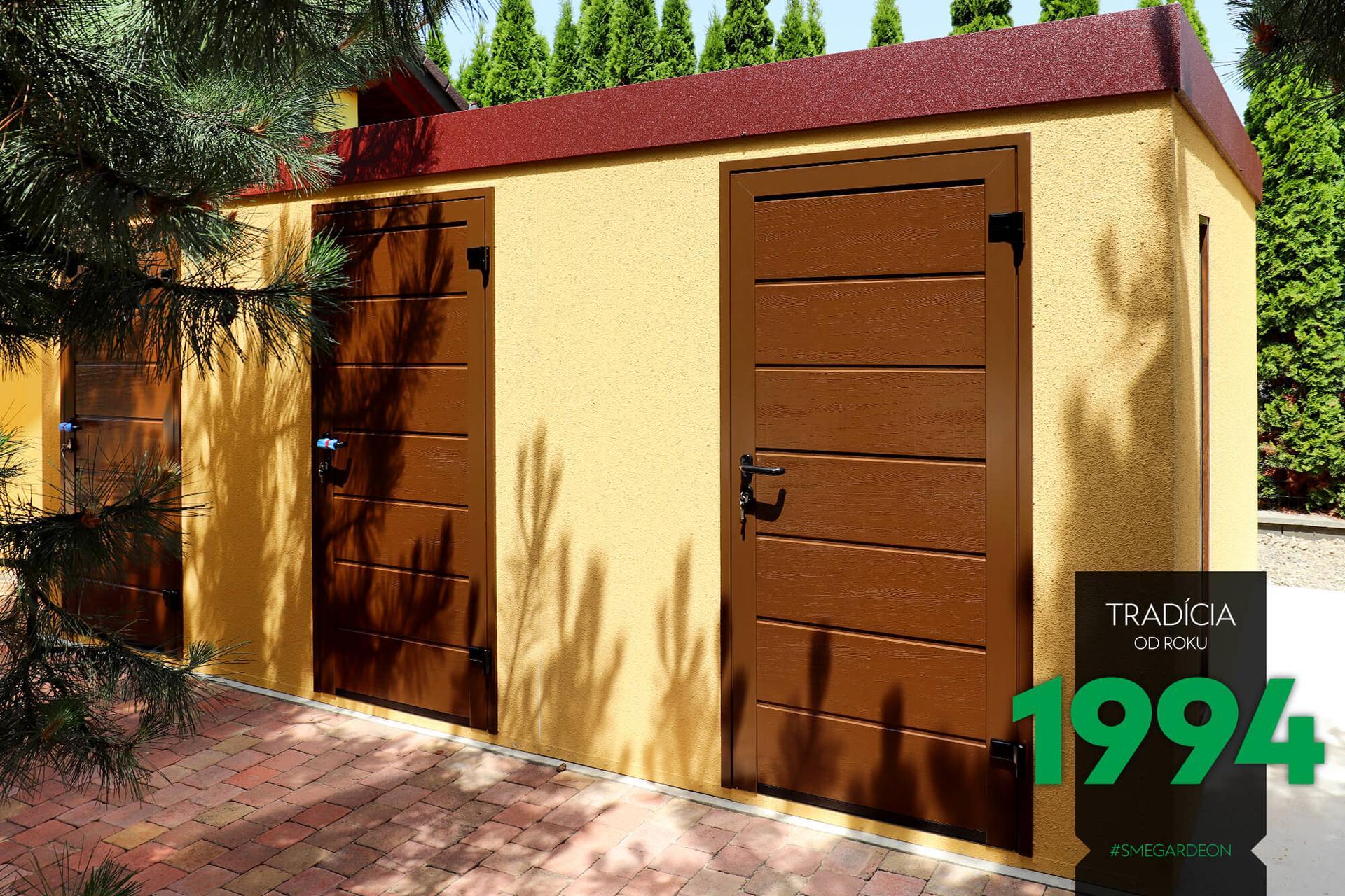 Montované záhradné domčeky GARDEON - Obrázok č. 918