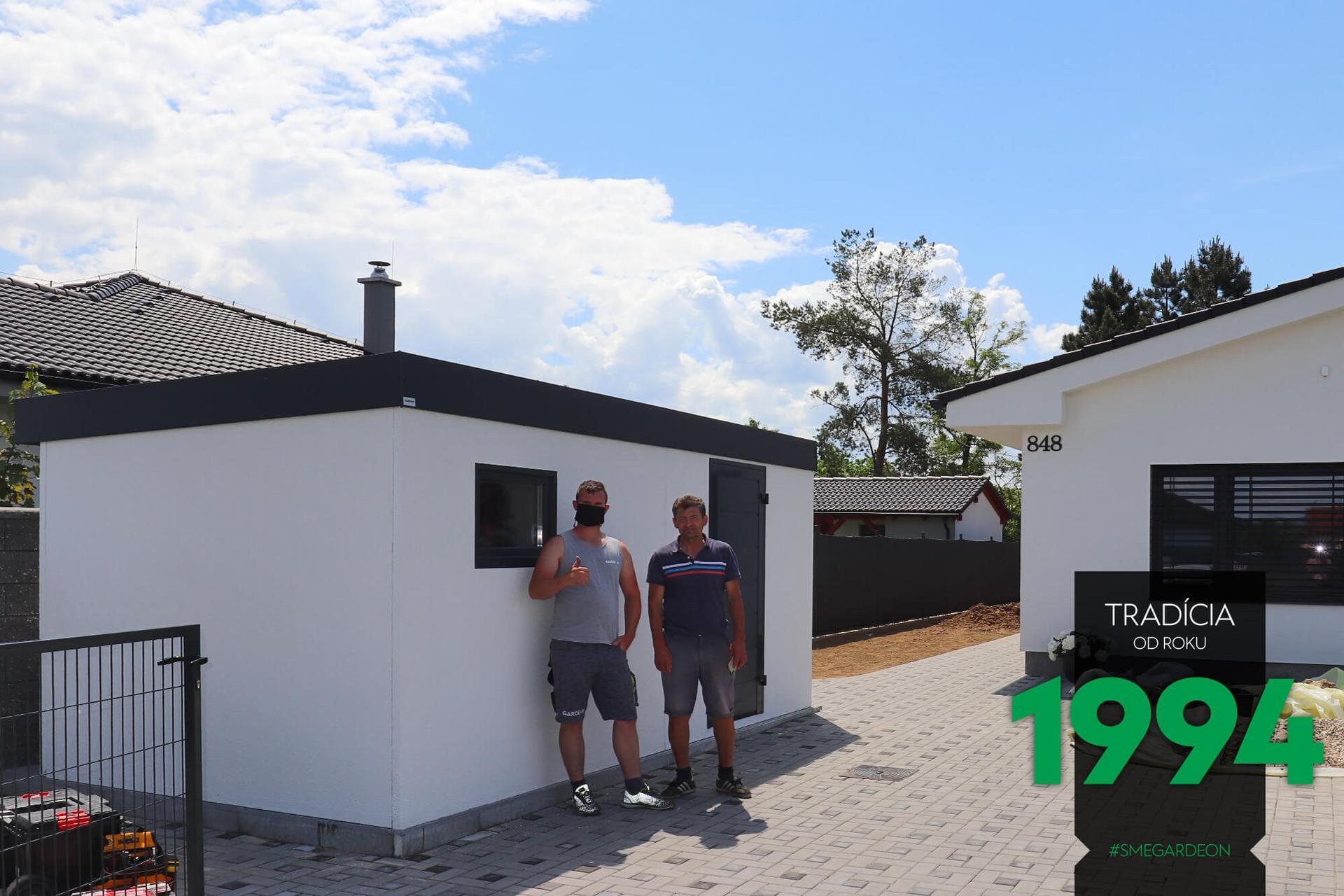 Montované záhradné domčeky GARDEON - Obrázok č. 920