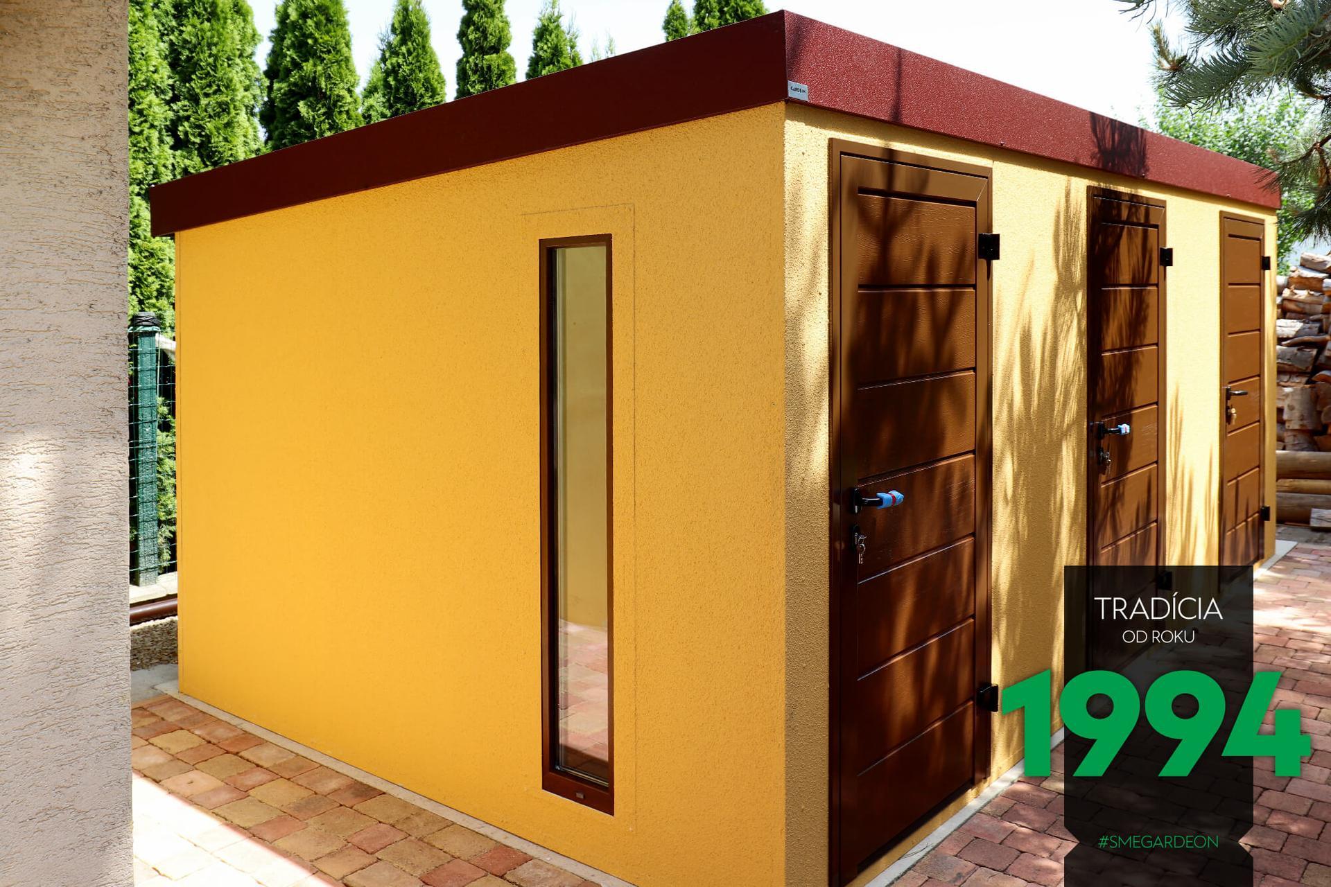 Montované záhradné domčeky GARDEON - Obrázok č. 919