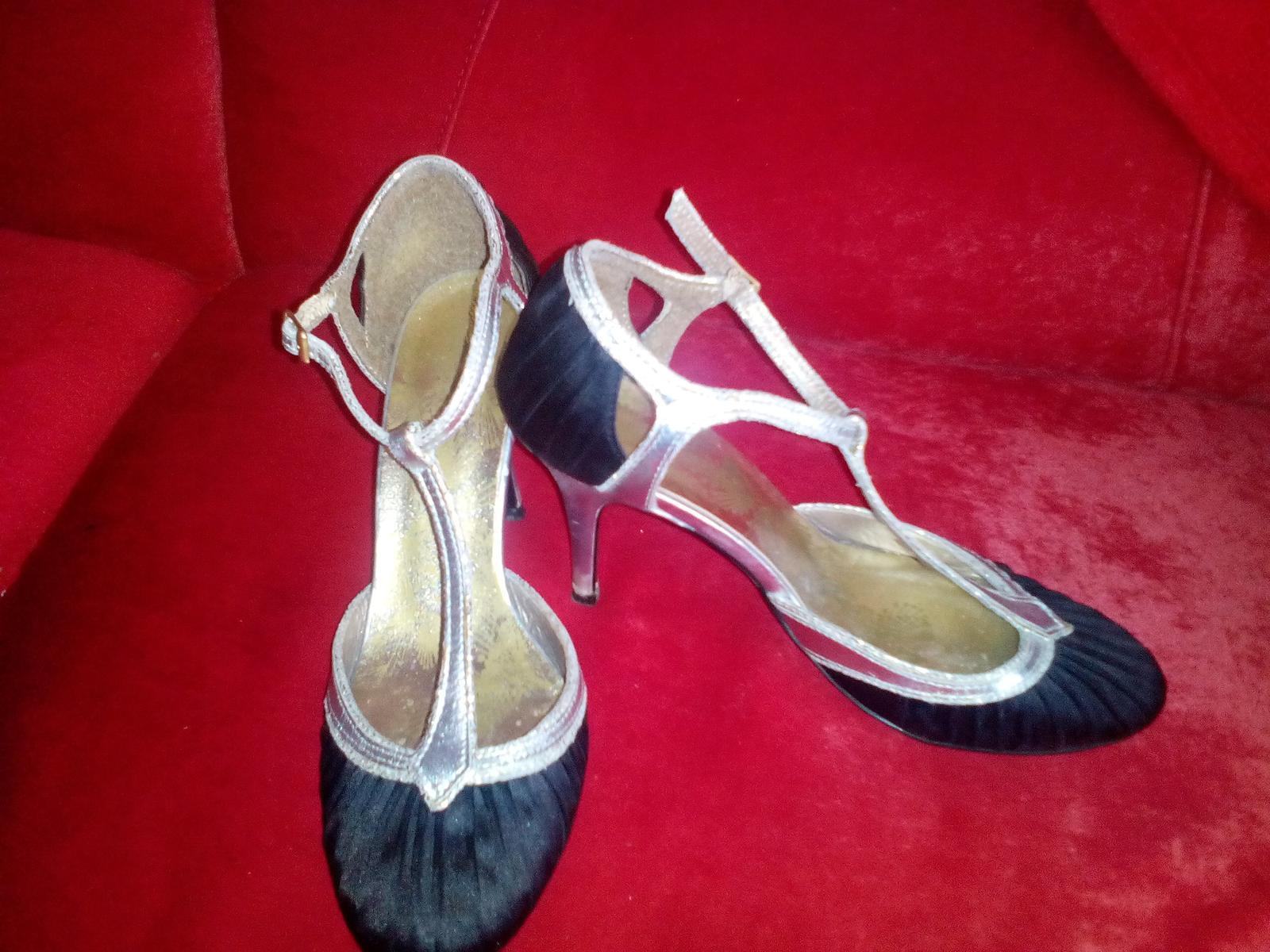 elegantna spolocenska obuv  - Obrázok č. 1