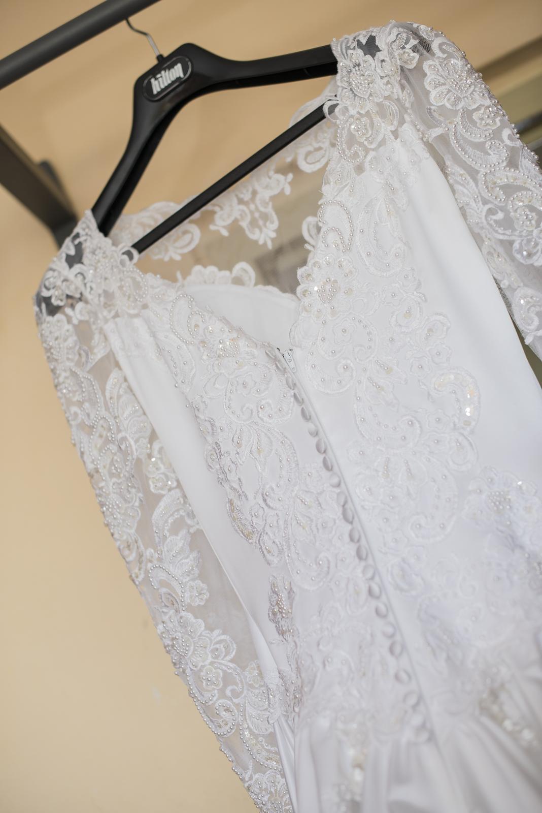 nádherné svadobné šaty - Obrázok č. 4