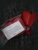 Balóny v tvare srdca,