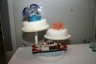 Nase svadobne torty