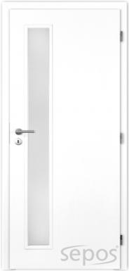 Vybíráme, přemýšlíme, kupujeme :-) - asi vyhrajou dveře Sepos Vertika, jen řešíme dekor k tmavé podlaze.....bílé, šedé, avola..??