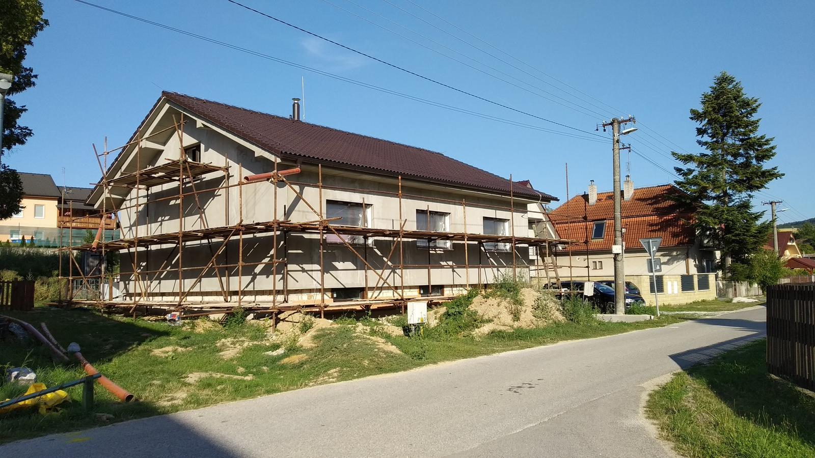 Rekonštrukcia veľmi starej stavby :) - Obrázok č. 43