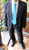 pánský oblek, 50