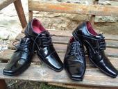 Chlapecké společenské boty, 36