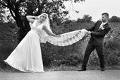 Svadobné šaty ღღ, 40