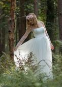 Svatební/popůlnoční šaty, 36