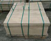 Betonová dlažba v imitaci dřeva,